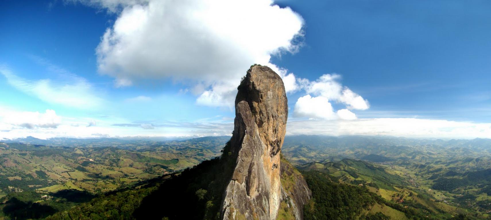 Dica de passeio da semana: Pedra do Baú