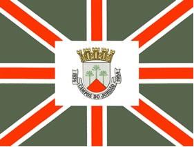 Bandeira de Campos do Jordão