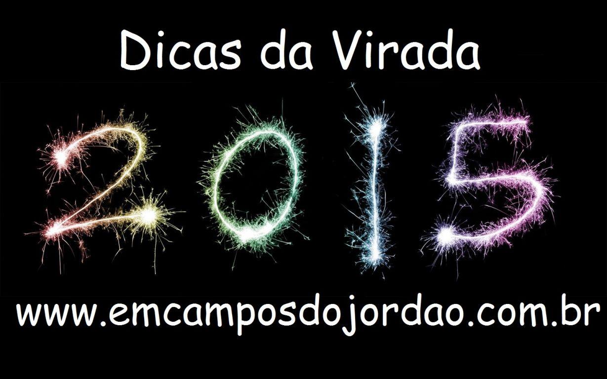 Veja as Dicas para a Festa da Virada em Campos do Jordão - Feliz Ano Novo