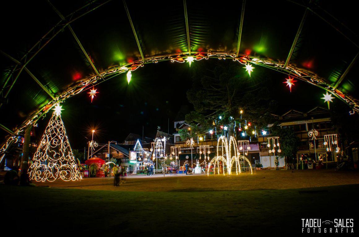 Confira a programação de Natal de Campos do Jordão
