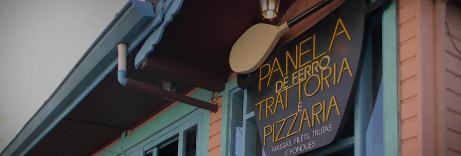 Dica gastronômica da semana: Panela de Ferro Trattoria e Pizzaria